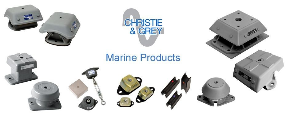 Christie & Grey Marine Banner