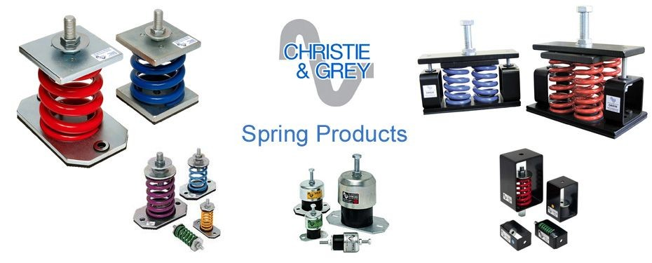 Christie & Grey Spring Banner