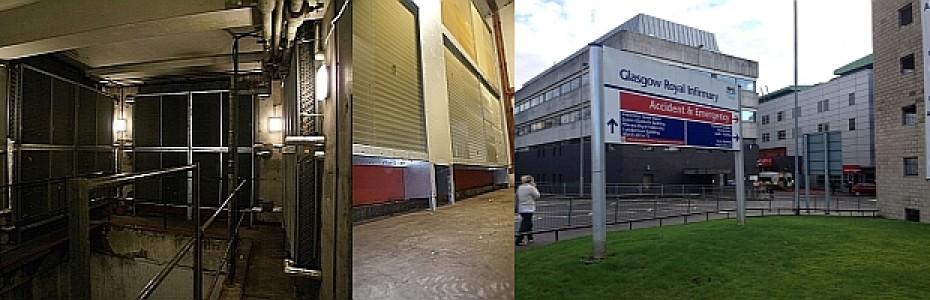 NHS Glasgow Royal Infirmary
