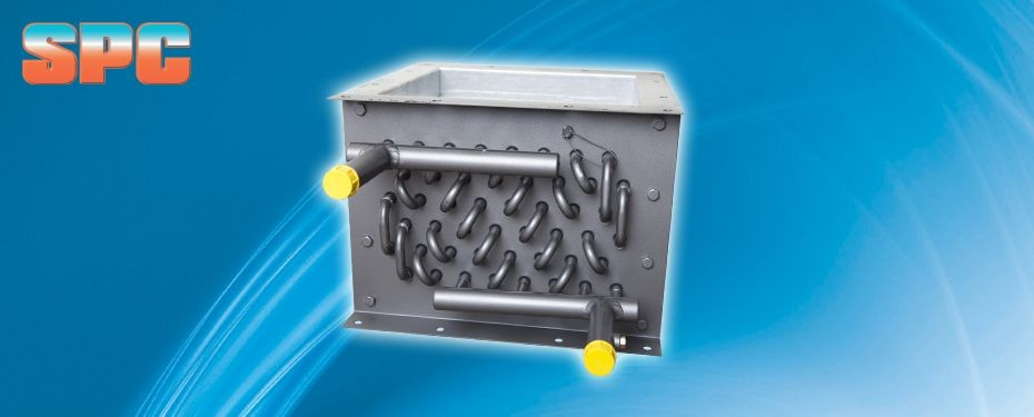 SPC Heating and Cooling Coils